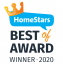 Homestars Best of 2020 Award