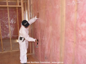 spray foam insulation r value toronto