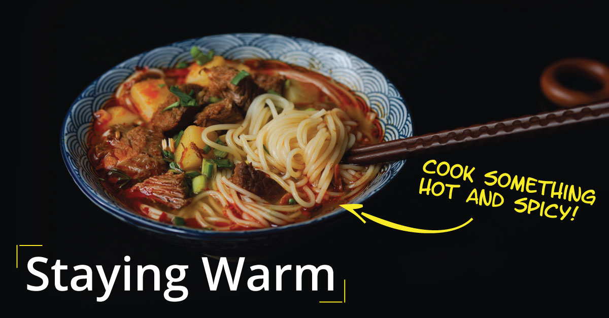 10 Strange Ways to Stay Warm