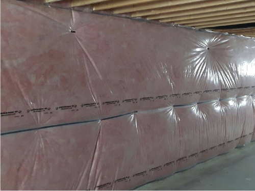 Basement Insulation Blanket Wrap