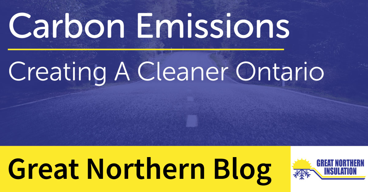 Carbon Emissions Creating a Cleaner Ontario