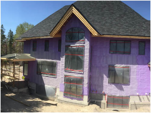 Exterior insulation coatings great northern insulation - Retrofit exterior wall insulation ...