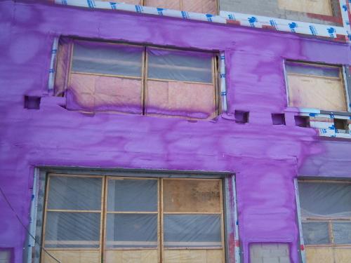 Spray Foam Insulation Part 92