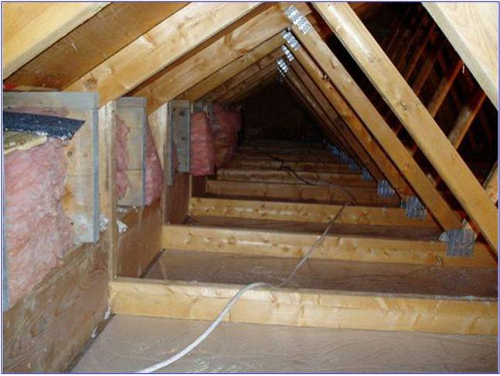Old Insulation Removal Great Northern Insulation For