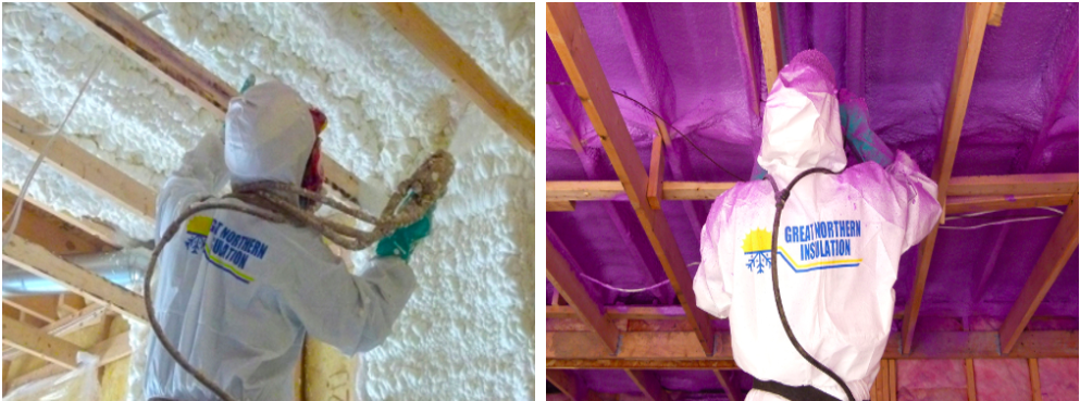 spray foam insulation installers hamilton purple best insulation product professionals