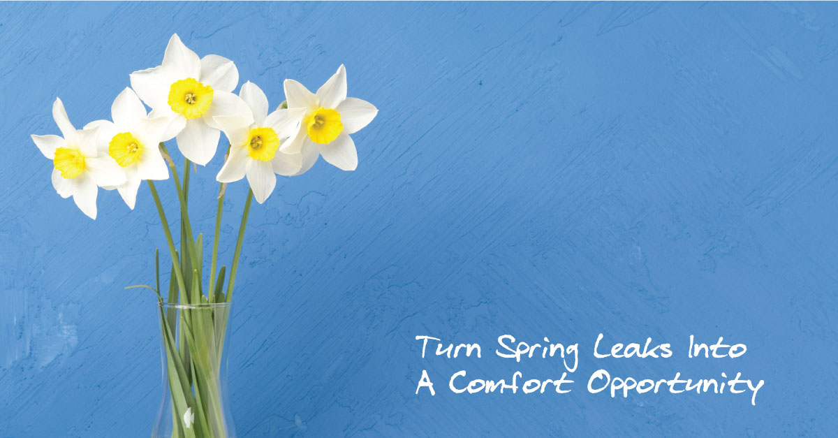 Spring Thaw Into Opportunity
