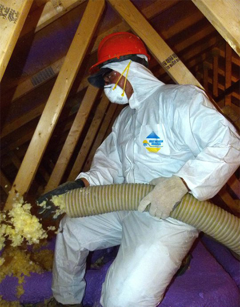 great northern insulation installer hard working expert blown in toronto