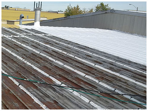 metal roof retrofit