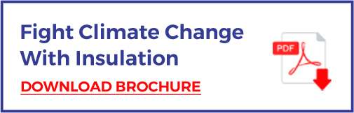 Fight climate change with insulation brochure