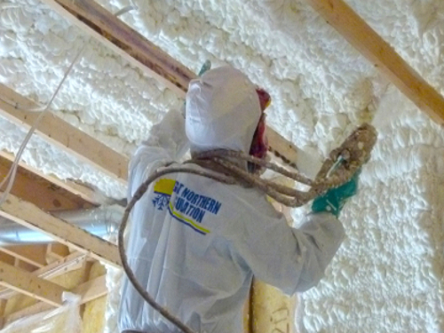 spray foam insulation peterborough