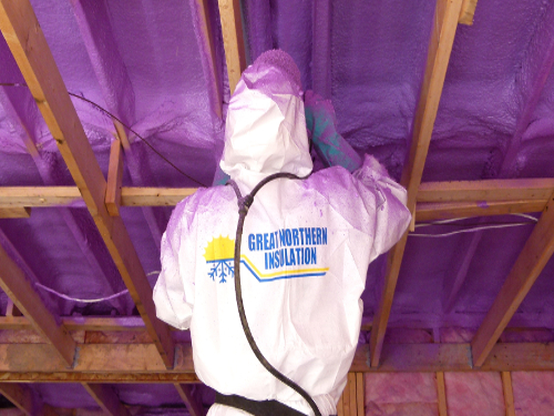 spray foam contractors peterborough ontario