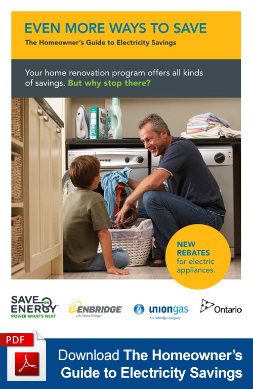 enbridge save energy rebate for electric appliances