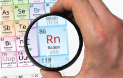 radon gas protection system