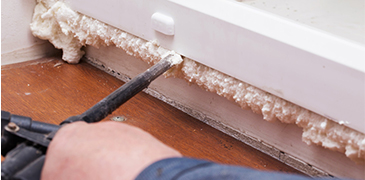 spray foam insulation lowers energy costs